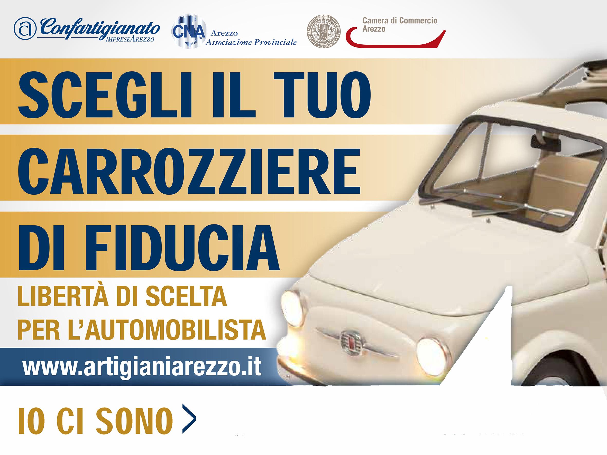 Cna servizi alla comunit cna arezzo for Costi carrozziere