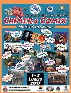 CHIMERA COMIX