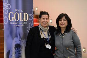 presidenti di CNA Vicenza e Arezzo Cinzia Fabris e Franca Binazzi