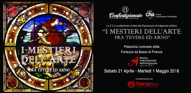 Le eccellenze dell'artigianato artistico alla Mostra dell'Artigianato di Firenze