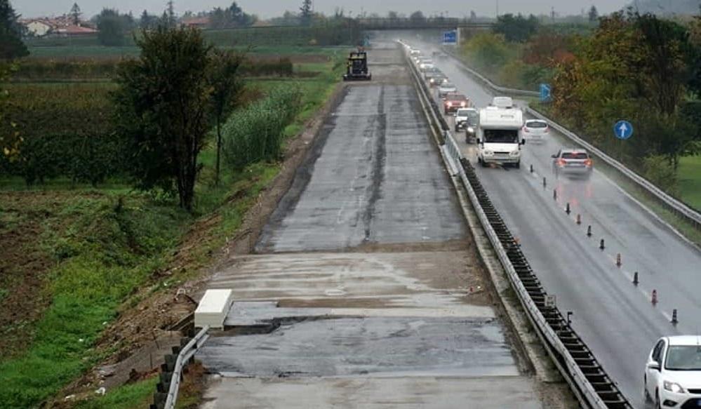 E45: riaperto il viadotto ai mezzi pesanti