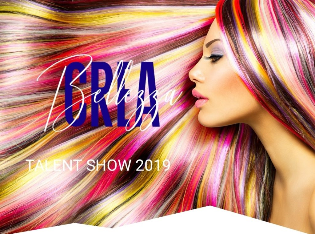 Crea bellezza: talent show 2019