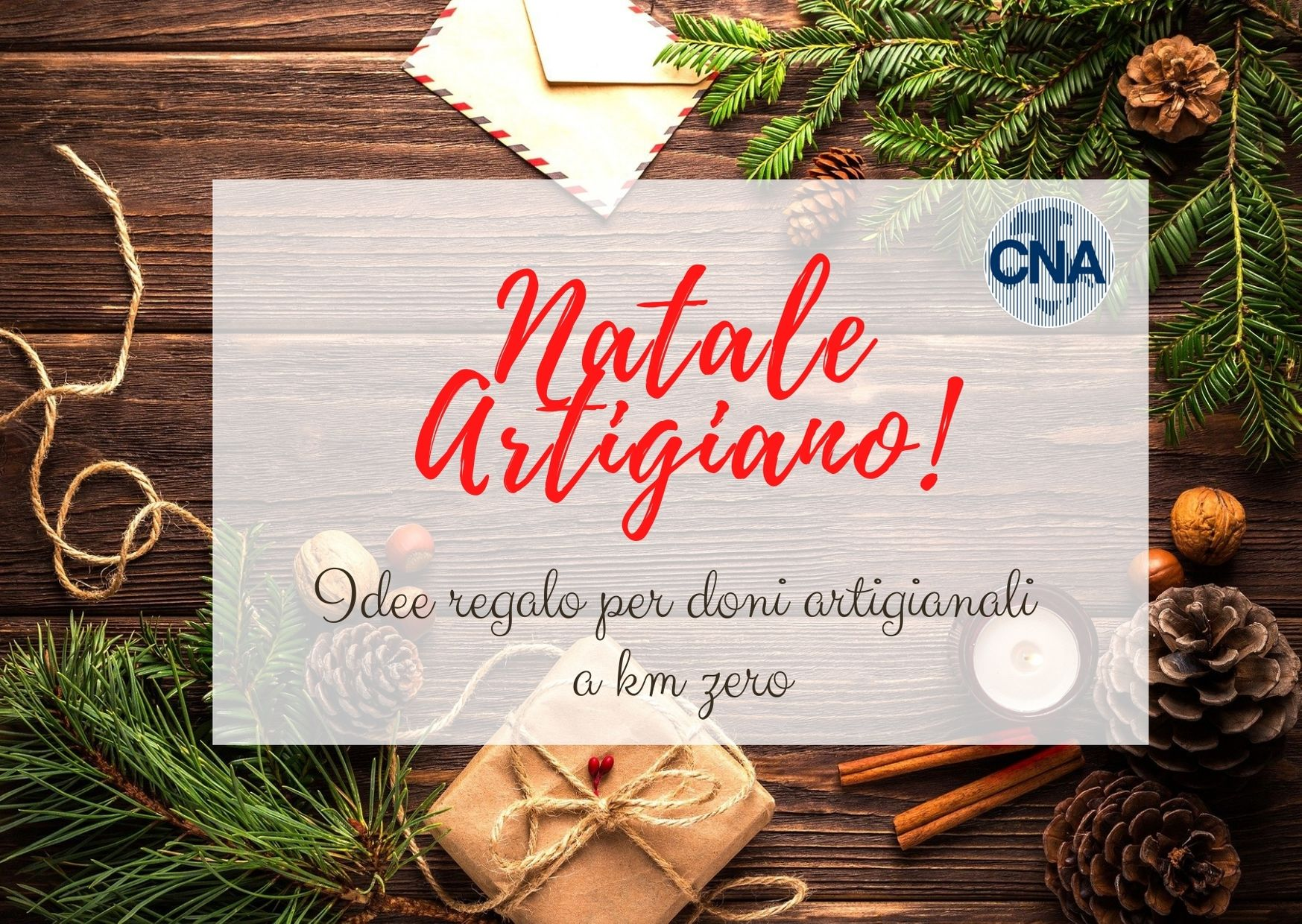 Natale Artigiano con NOI CNA